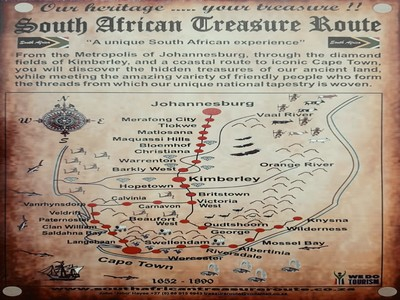 Treasure Route Tourism Property Association
