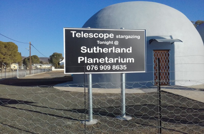 Experience -  Star Gazing at Sutherland